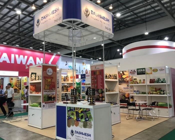 Dashmesh Achieves the Singapore SME 500 Award 2021-2022
