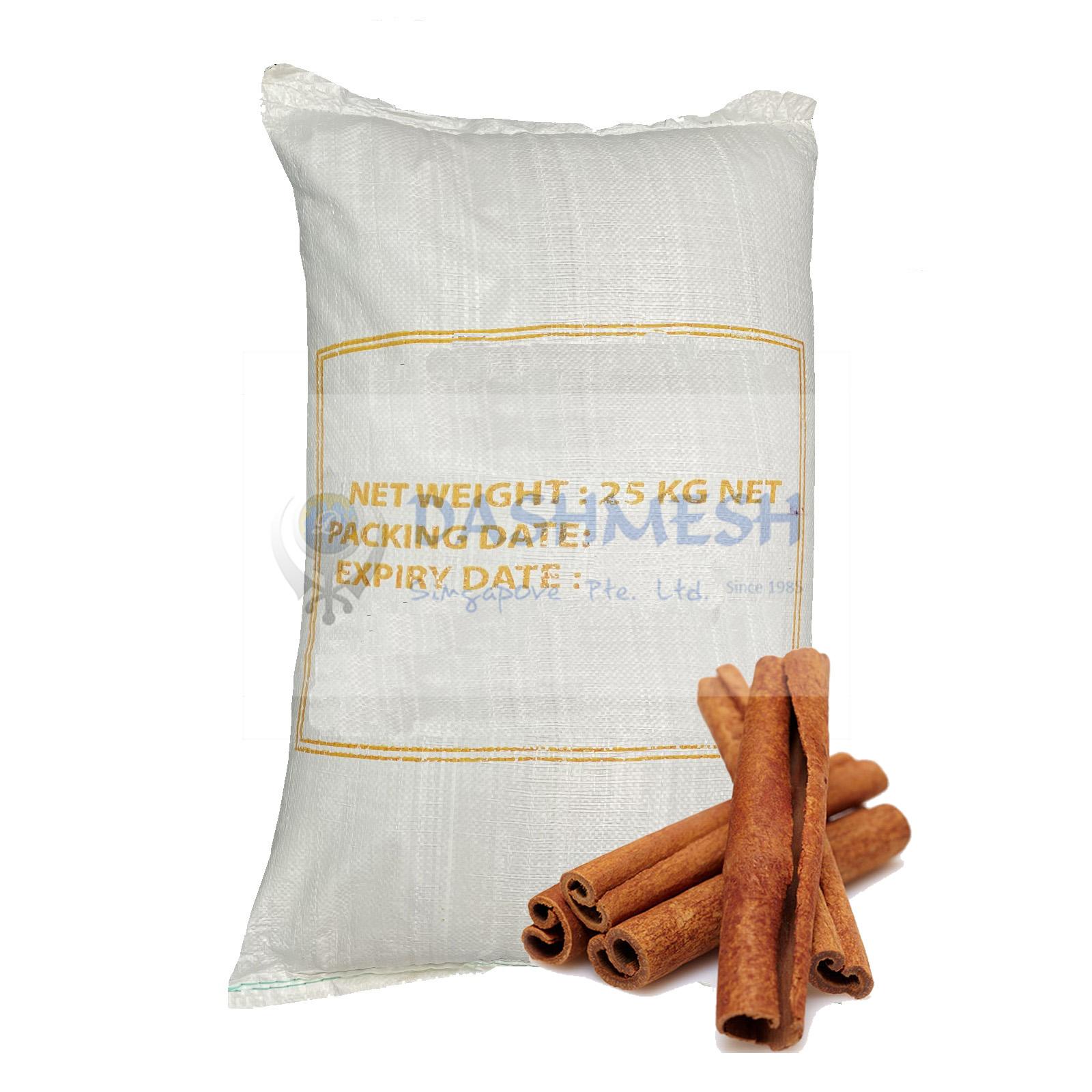 Cinnamon Sticks 25Kg Bag