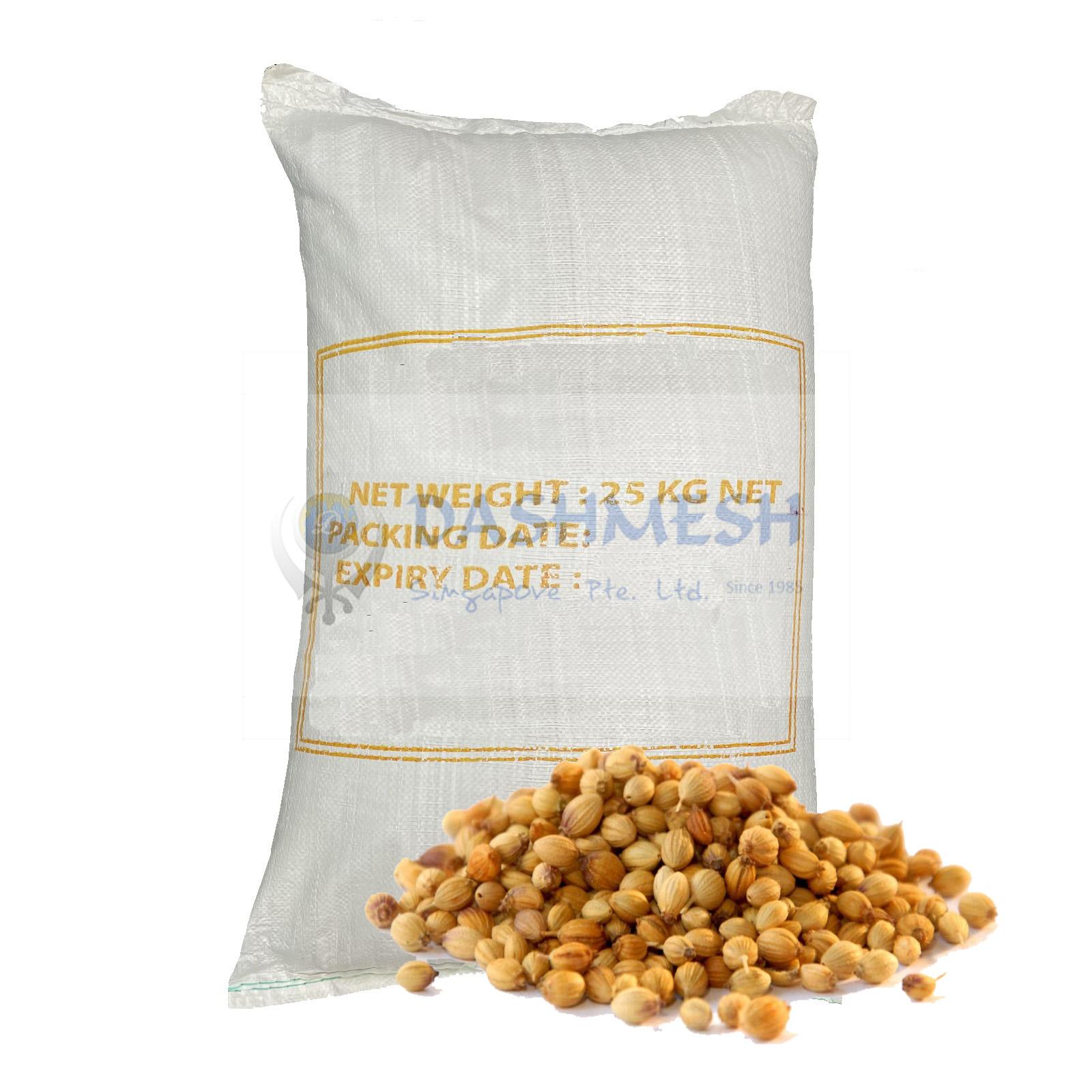 Coriander Seeds 25Kg Bag