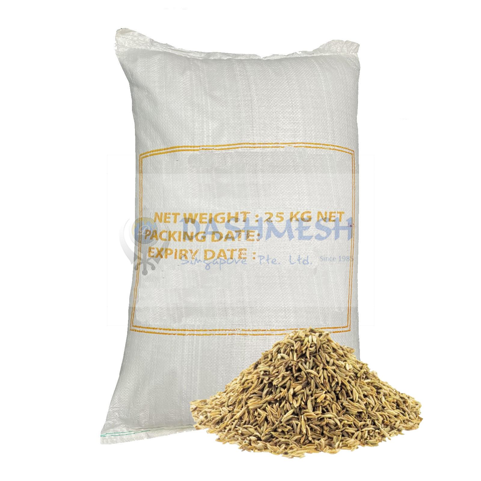 Cumin Seeds 25Kg Bag