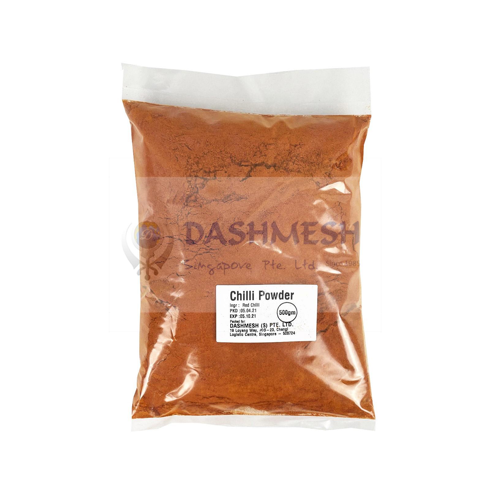 Chilli Powder (A Grade) 500g & 5kg