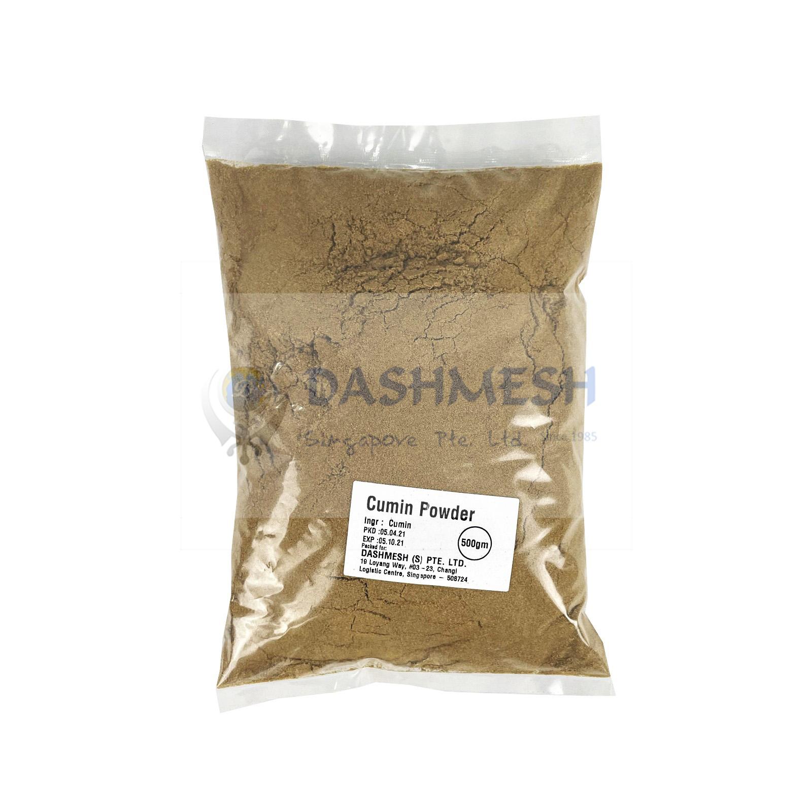 Cumin Powder (A Grade) 500g & 5kg