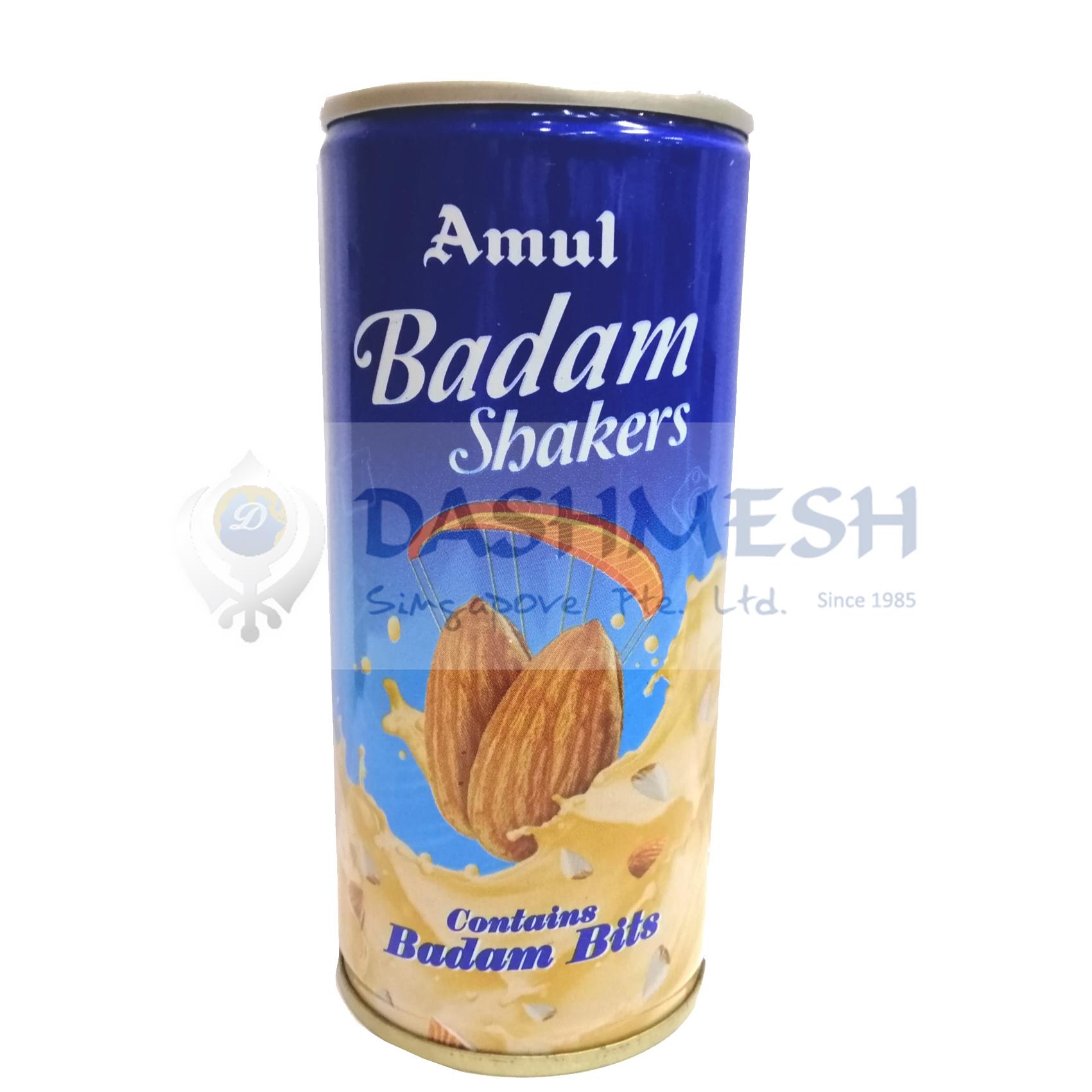Amul Kool Shakers 200ml (5 Unique Flavours)