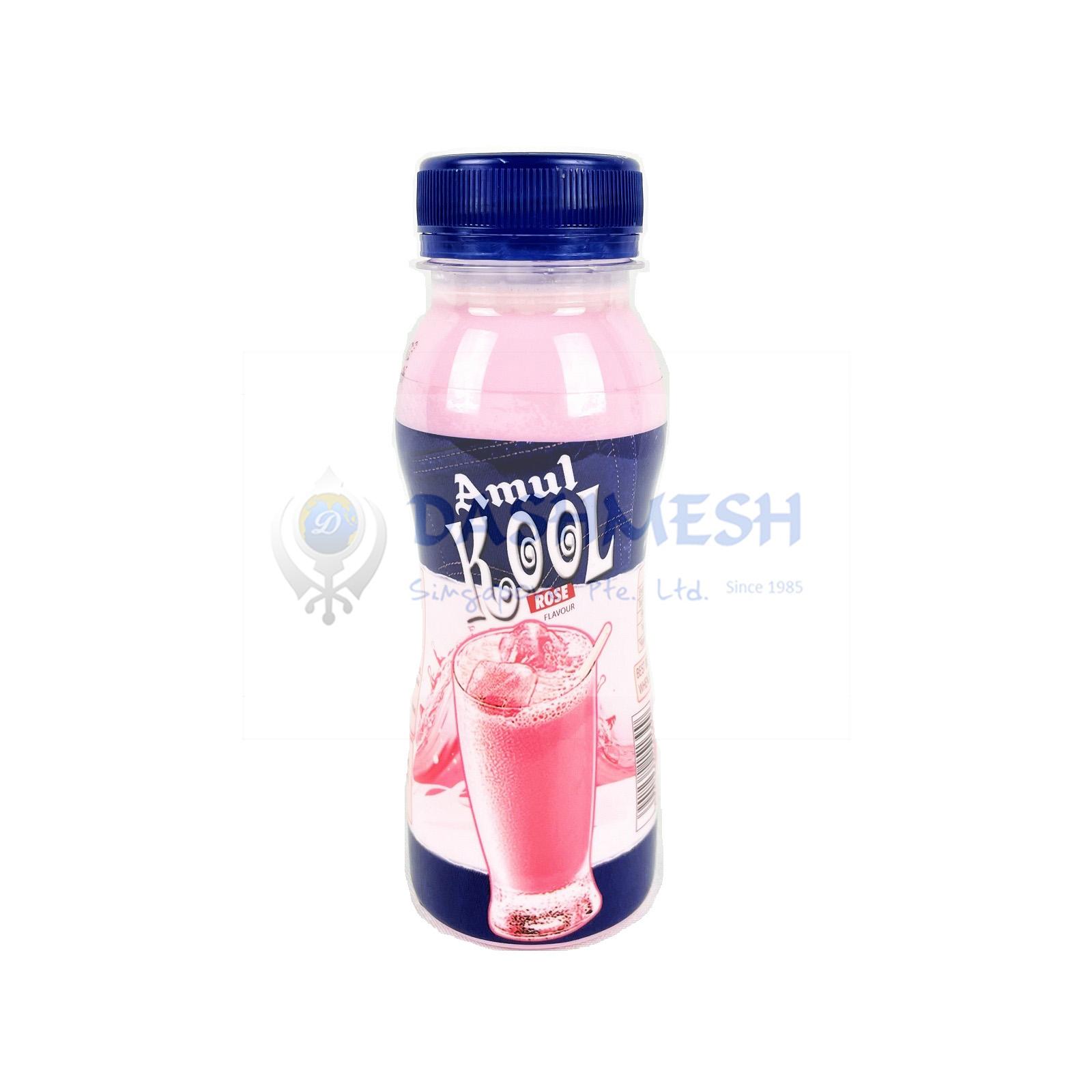 Amul Kool Bottles Range 200ml (3 Unique Flavors)