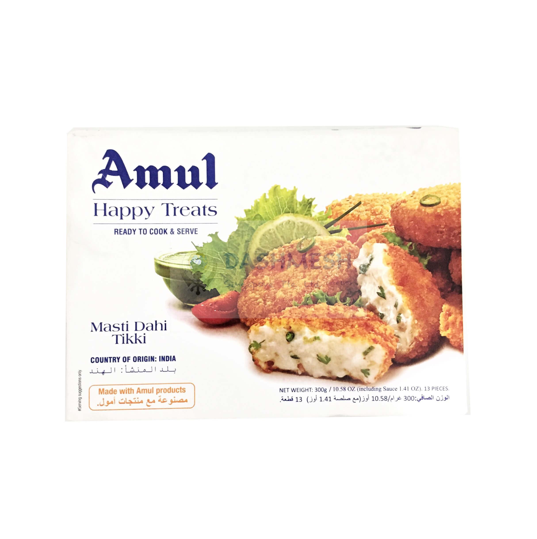 Amul Masti Dahi Tikki 300g