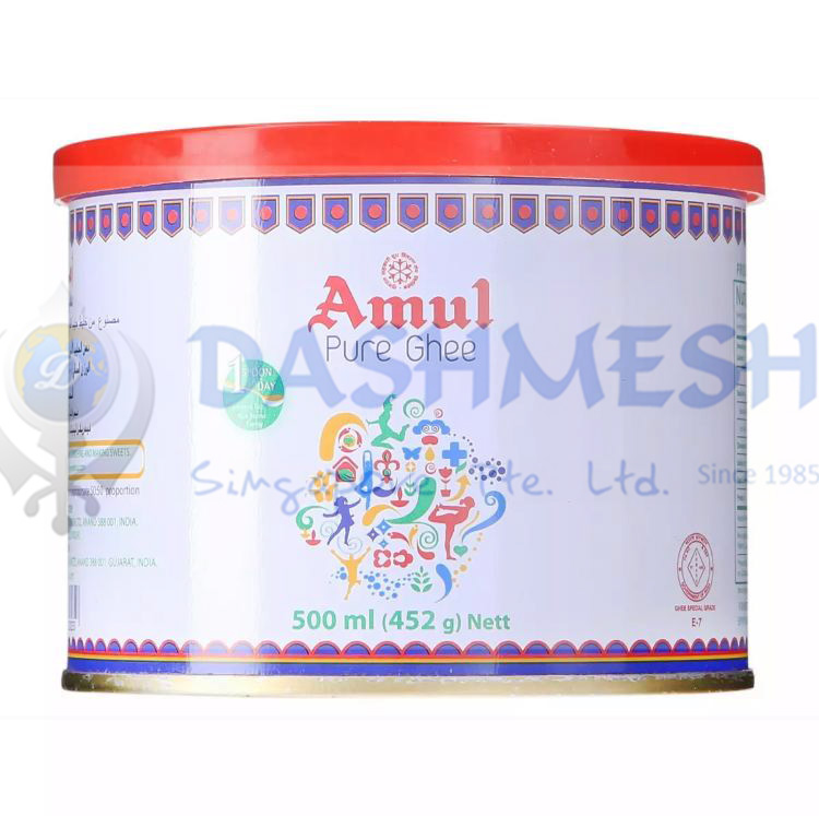 Amul Pure Ghee 500g , 1 ltr & 2 ltrs