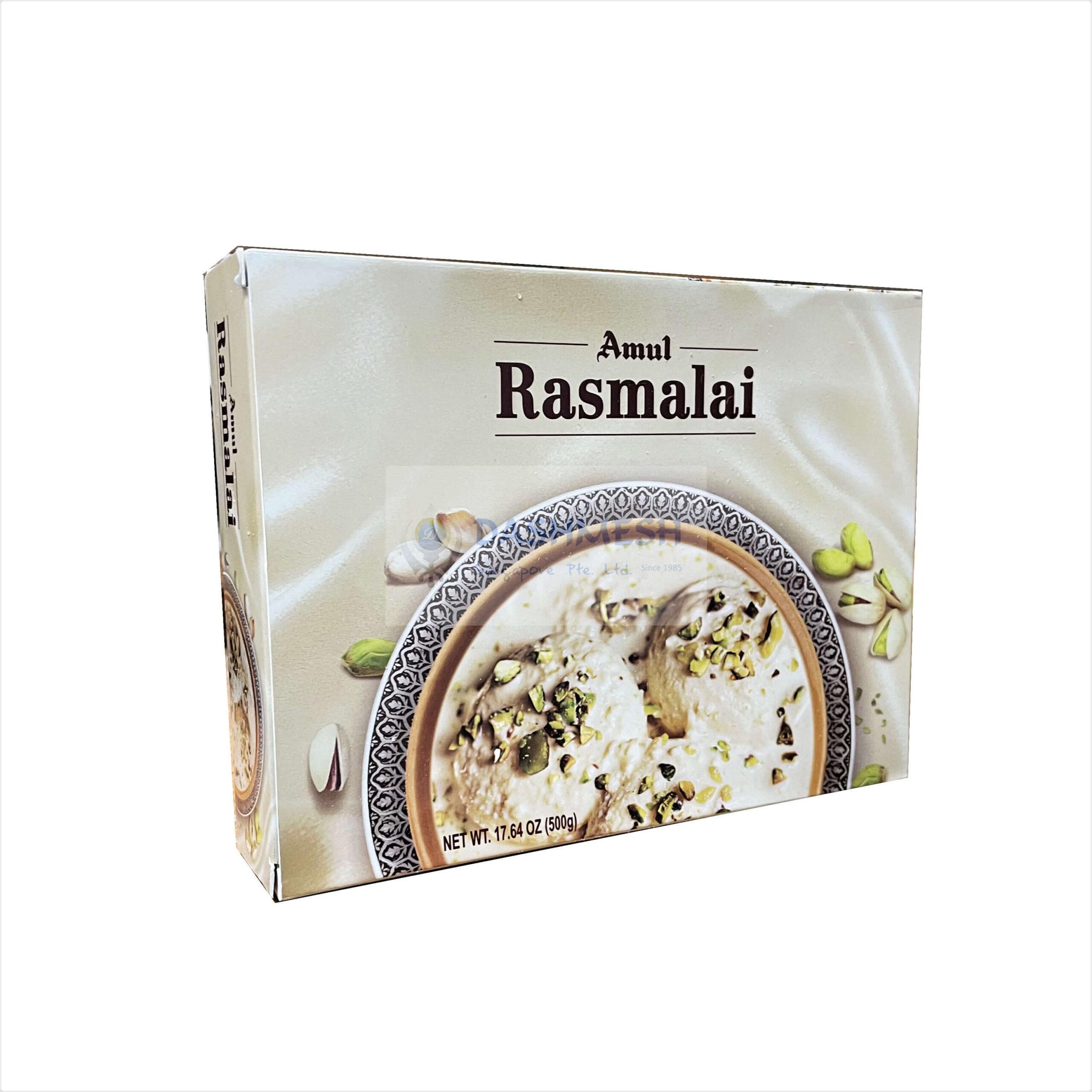 Amul Rasmalai 500g