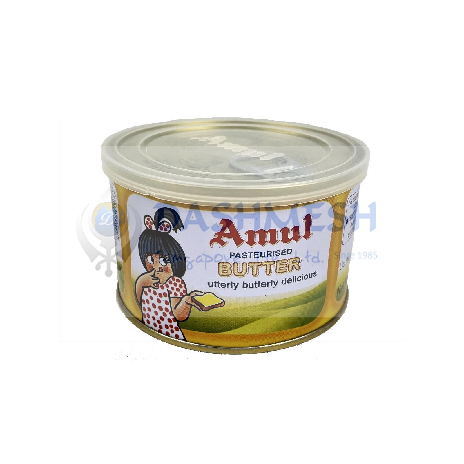 Amul Butter 400g (Tinned)