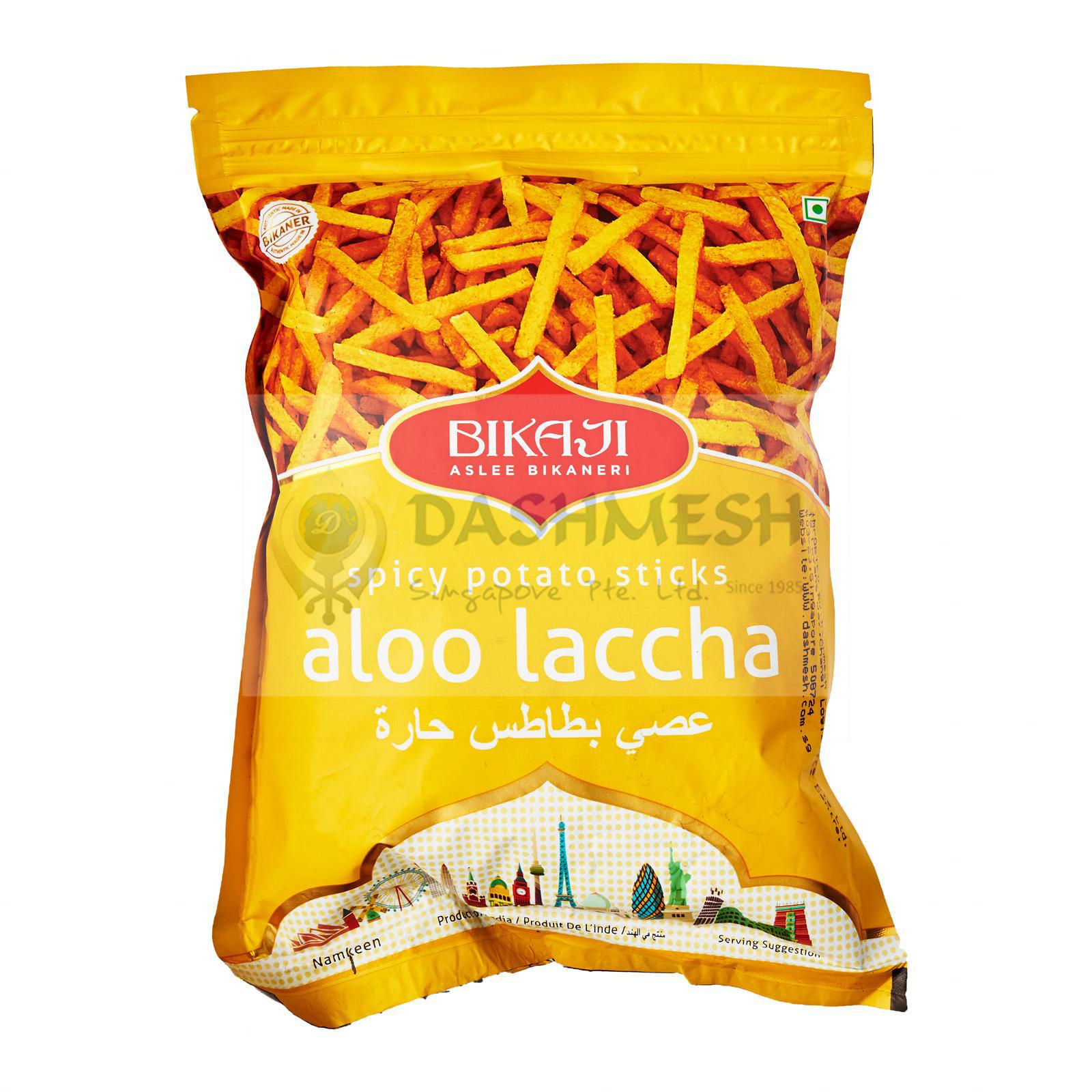 Bikaji Aloo Laccha 200g