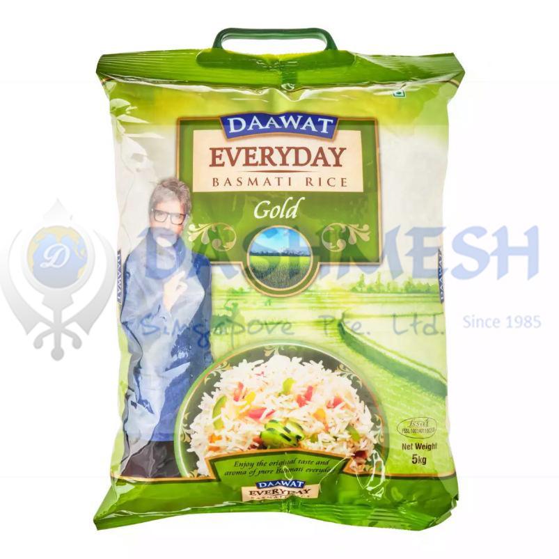 Daawat Everyday Basmati Rice Gold 5Kg
