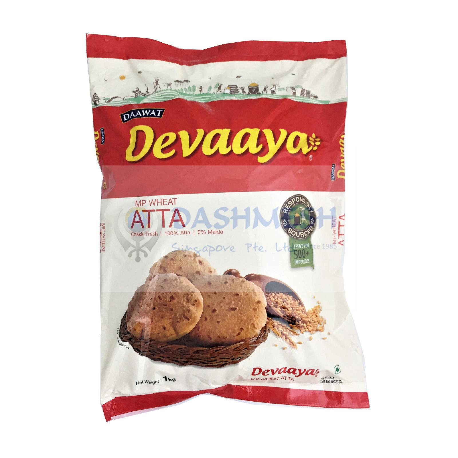 Devaaya Atta 1Kg