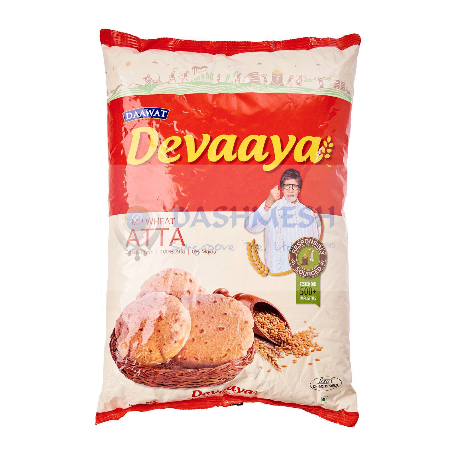 Devaaya Atta 5Kg