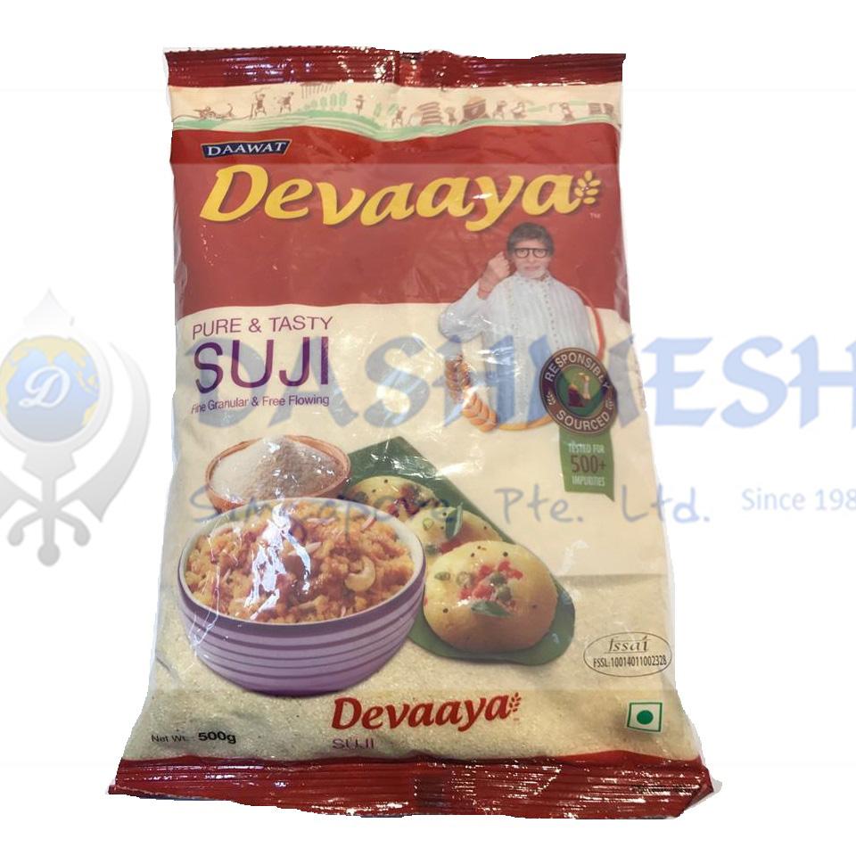 Devaaya Suji 500g