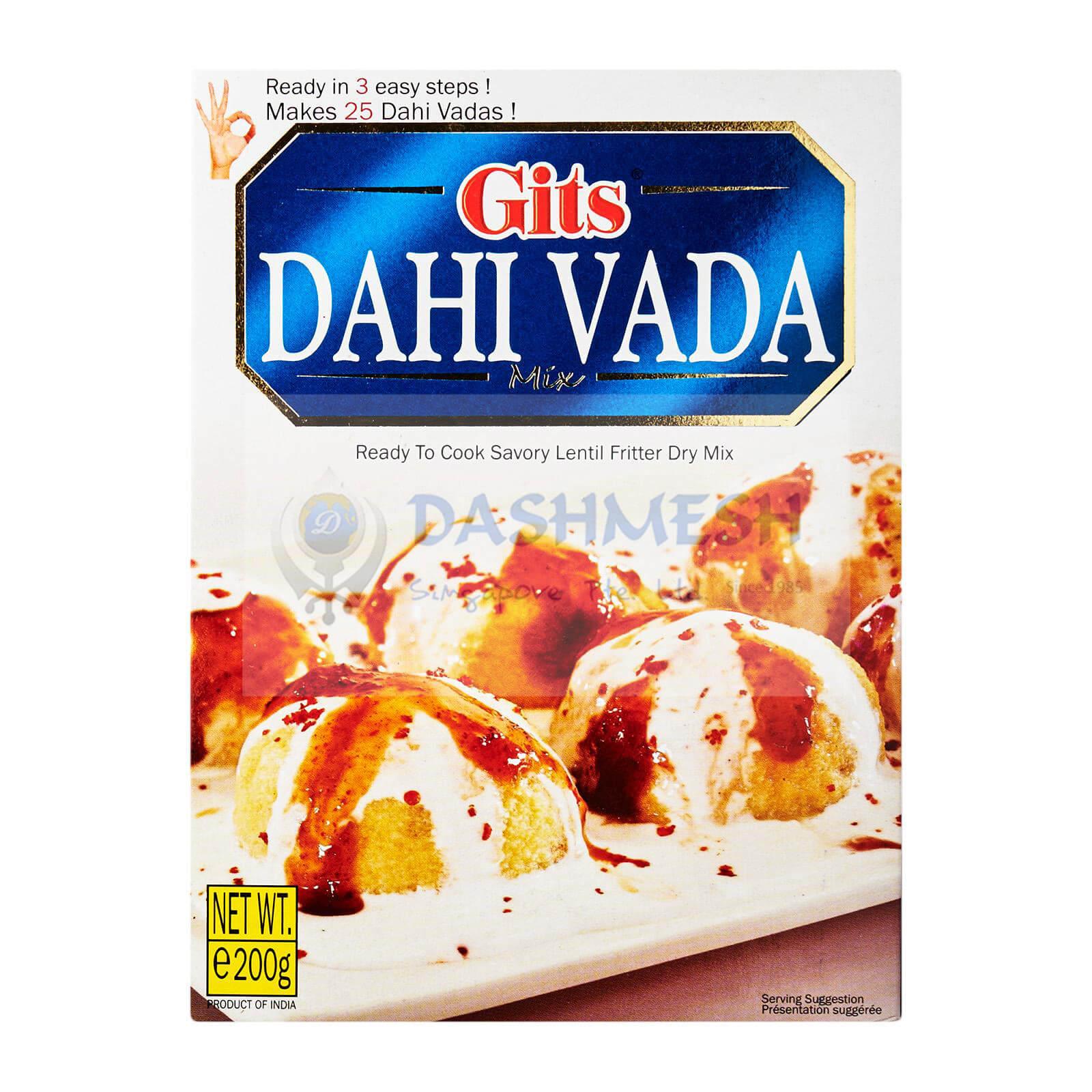 Gits Dahi Vadai Mix 200g