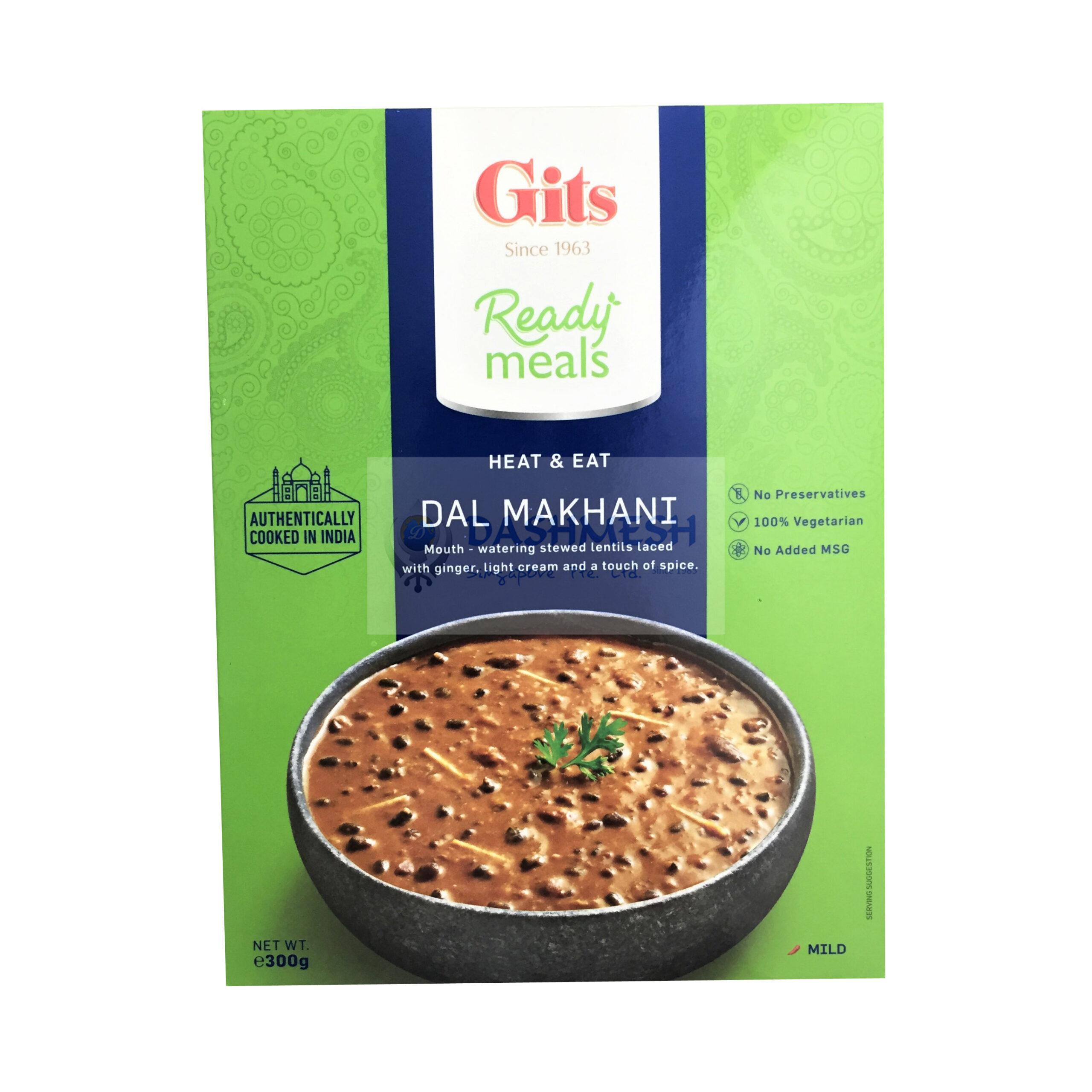Gits Dal Makhani Ready to Eat 300g
