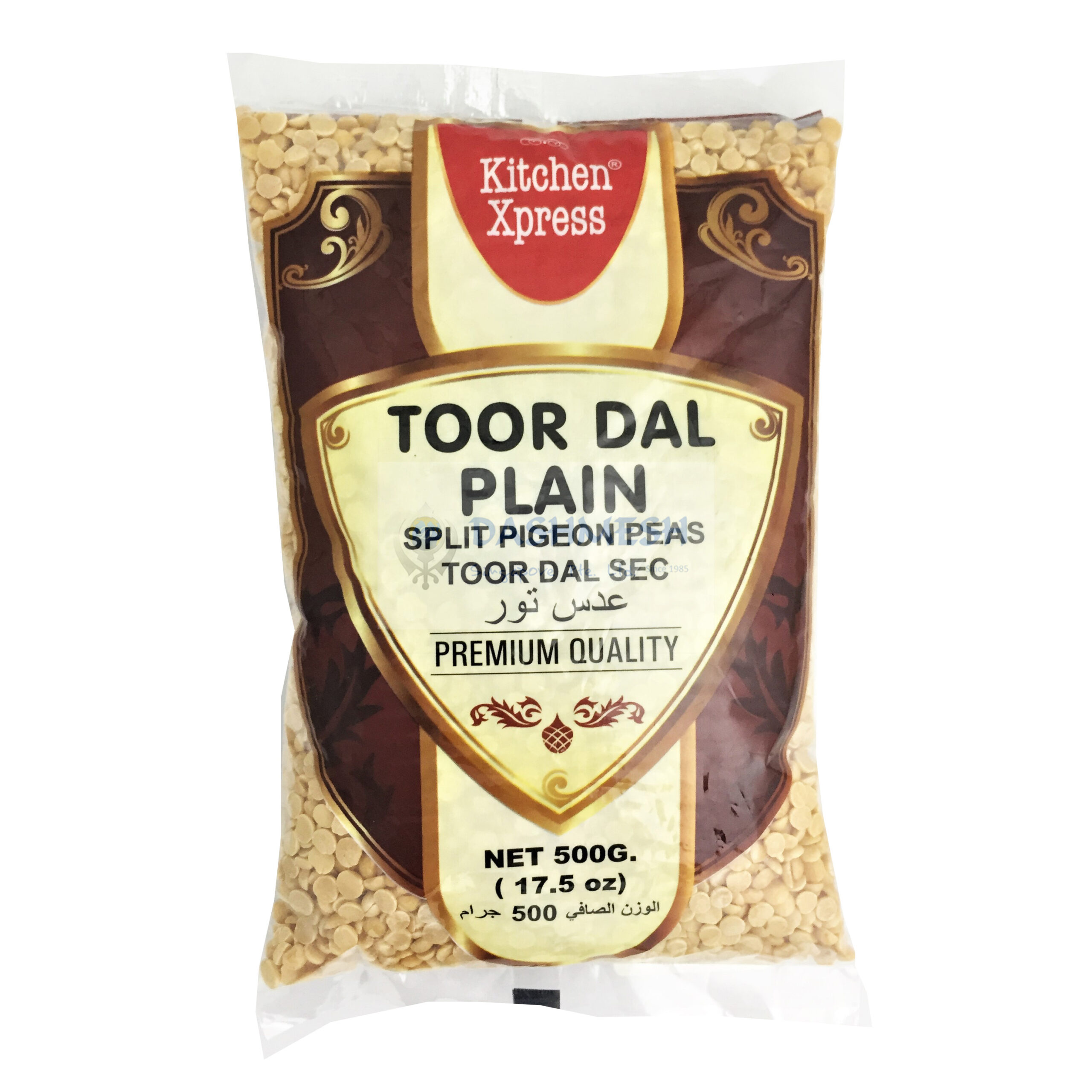 Kitchen Xpress Toor Dal Plain 500g, 1Kg & 5Kg