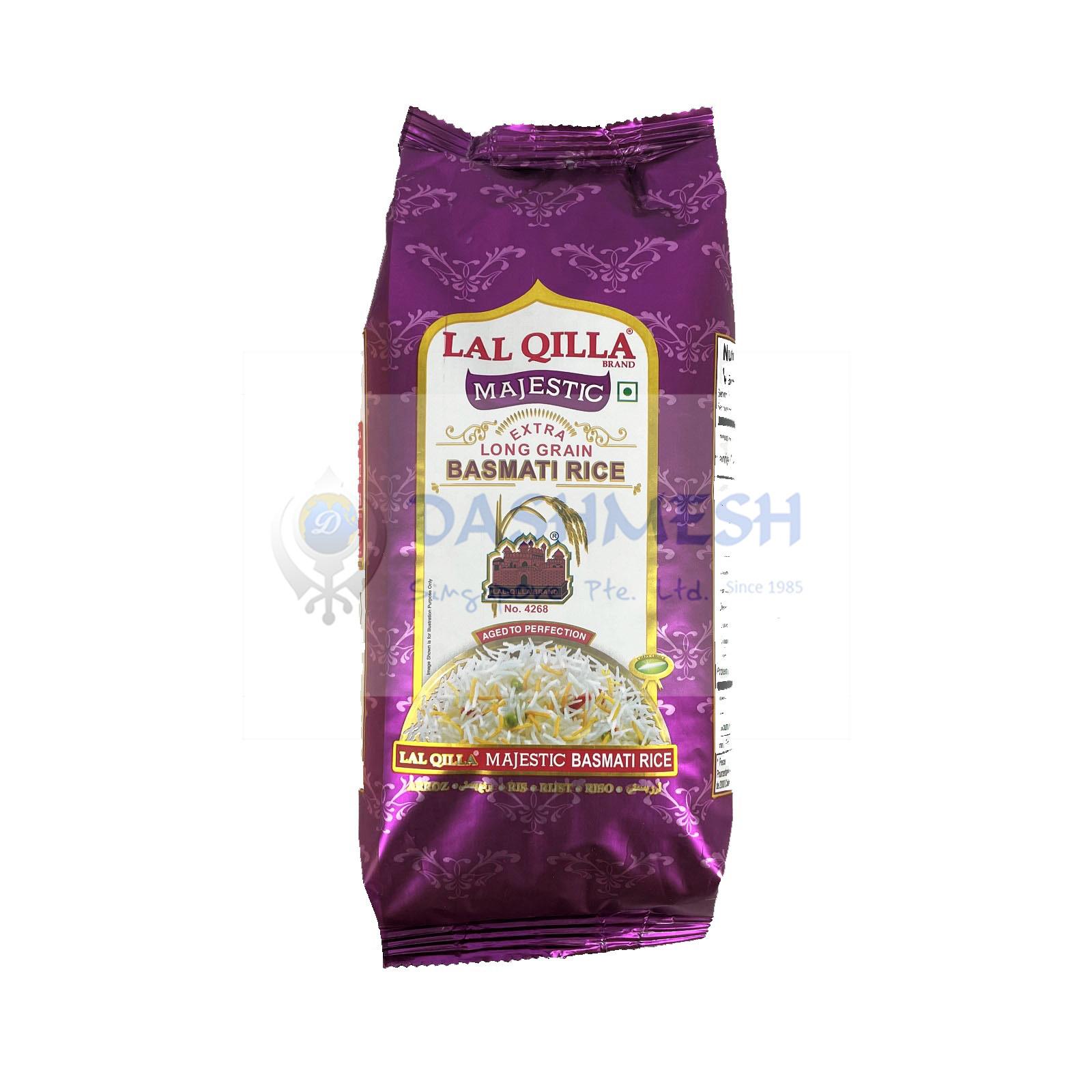 Lal Qilla Majestic Basmati Rice 1kg & 5kg