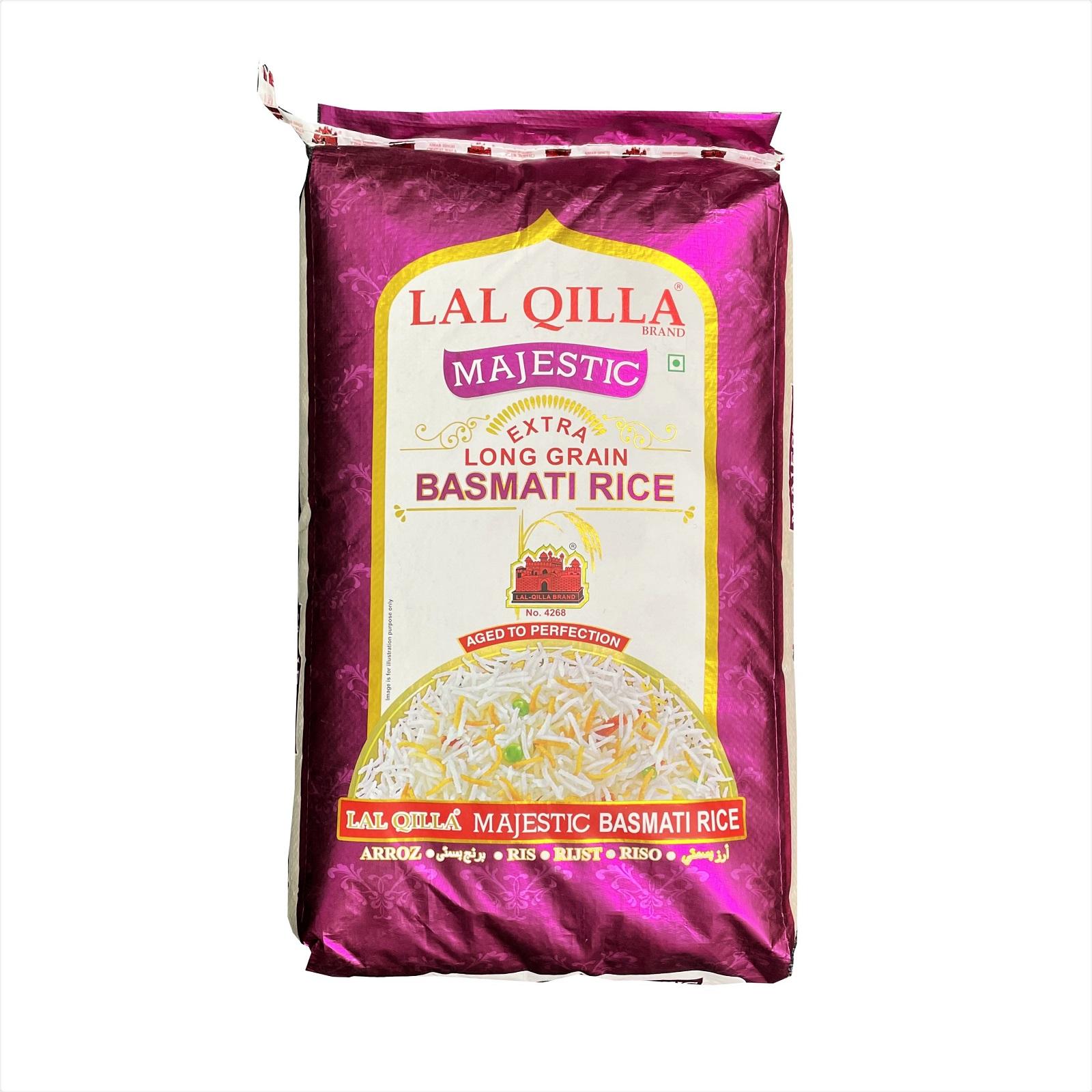 Lal Qilla Majestic Basmati Rice 20kg