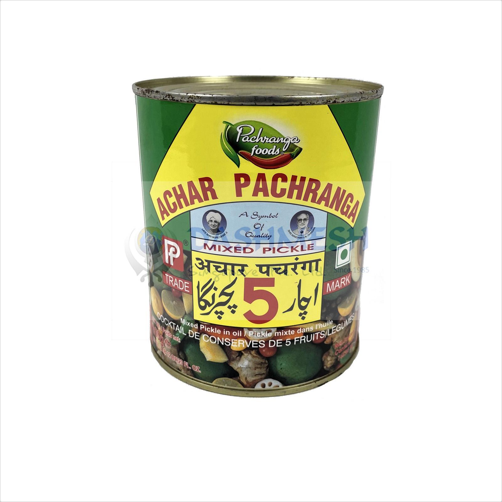 Pachranga PIP Mixed Pickle 800g