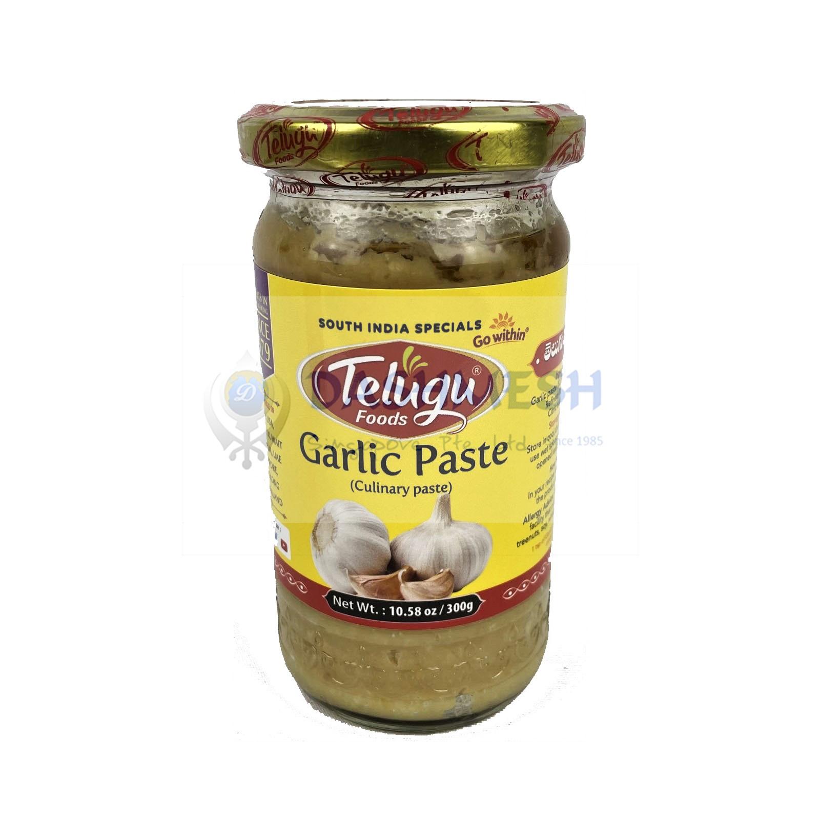 Telugu Garlic Paste 300g