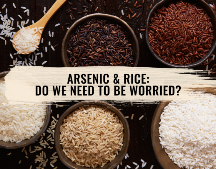Watch that Hidden Poison in your Rice